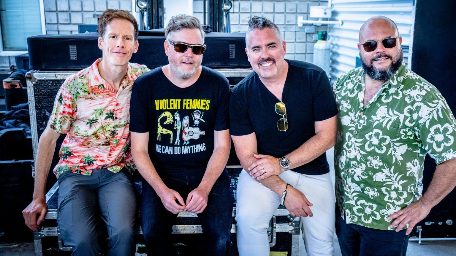 Barenaked Ladies, Gin Blossoms & Toad The Wet Sprocket